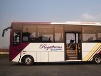 Harga Tiket Bus Royal Trans Turun dari Rp20.000 Jadi Rp10.000