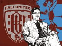 Bali United: Irisan Tanuri, Grup Salim, Glenn dan Persib