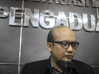 Komnas HAM Datangi KPK Hari Ini untuk Bahas Kasus Novel Baswedan
