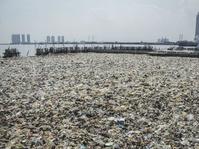 Dinas LH Jakarta Sudah Angkut 40 Ton Lebih Sampah Kali Adem