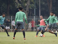 Live Streaming Timnas U-23 Singapura vs Indonesia di RCTI Malam Ini