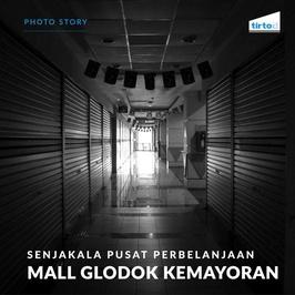 Senjakala Pusat Perbelanjaan Mall Glodok Kemayoran