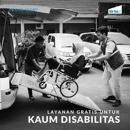 Layanan Gratis untuk Kaum Disabilitas