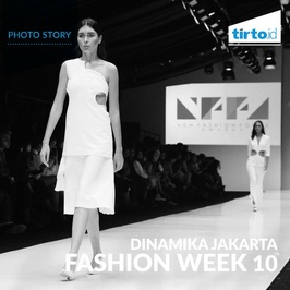 Dinamika Jakarta Fashion Week 10