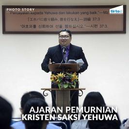Ajaran Pemurnian Kristen Saksi Yehuwa,