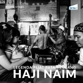 Legenda Pijat Patah Tulang Haji Naim