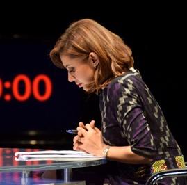 Tarik Ulur Najwa Shihab Sebagai Calon Moderator Debat Pilpres 2019
