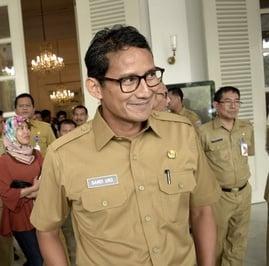 Jadi Kader PKS: Cara Paling Mulus Sandiaga Balik ke Balai Kota