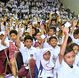 Kartu Indonesia Pintar: Tidak Ada Alasan buat Putus Sekolah