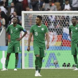 Rezim Saudi Menghambat Perkembangan Sepakbola Arab Saudi?