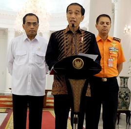Ironi Kapal Tenggelam di sela Visi Maritim Jokowi