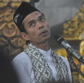 Abdul Somad Dilaporkan ke Mabes Polri atas Dugaan Penistaan Agama