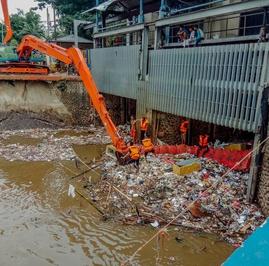 Sepertiga Kelurahan di DKI Jakarta Rawan Banjir