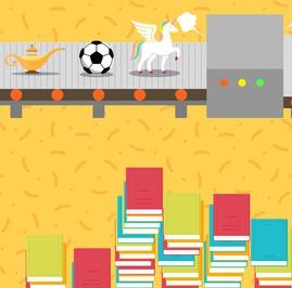 Melawan Tren Buku Cerita Anak di Indonesia
