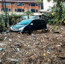Korban Banjir Bandang Sentani: 'Kitong Fokus Dulu untuk Bangkit'