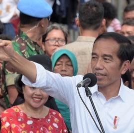 Di Balik Unggahan Gambar Wayang di Akun Media Sosial Jokowi