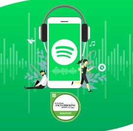 Spotify Nomor Satu di Dunia, tapi Kok Merugi Terus?