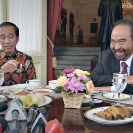 Nasdem & Paloh Ingin Jokowi, PDIP & Mega Tak Menghendaki Nasdem?