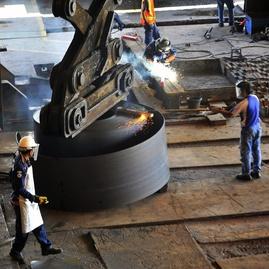 Krakatau Steel PHK 4.781 Karyawan hingga Agustus 2021