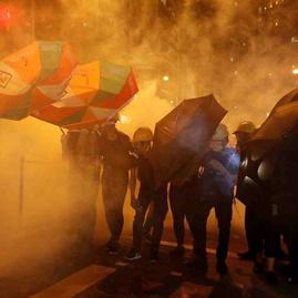 Mengapa Gerakan Protes di Hong Kong Minta Bantuan Amerika Serikat?