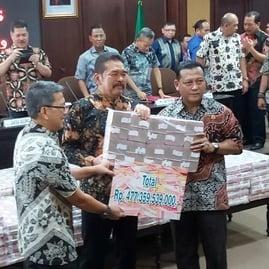Kejagung Eksekusi Barang Bukti Korupsi Batu Bara Kokos Rp477 Miliar