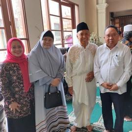 Istana Jawab Kabar Kesehatan Wapres ke-9 Hamzah Haz
