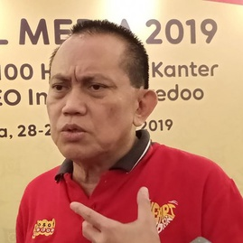 Sejarah Hidup Empie Johan Kanter, Ayah Mantan Dirut Indosat