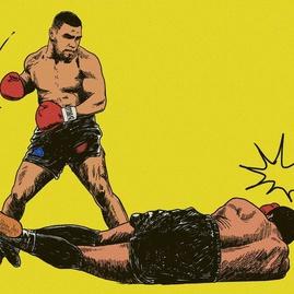Bagaimana Mike Tyson Meng-KO Trevor Berbick dan Menjadi Legenda?