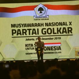 Munas Golkar: Bakal Ada Posisi Waketum di Pengurus Baru Partai