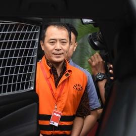 KPK Perpanjang Penahanan Direktur Lippo 40 Hari di Kasus Meikarta