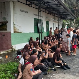 4 Siswa SMPN 1 Turi Sleman Tewas Terseret Banjir Saat Susur Sungai