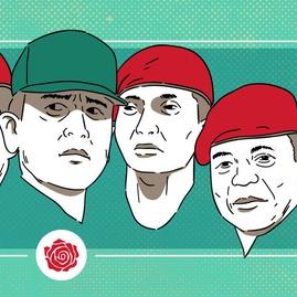 Persaingan Para Jenderal di Balik Kasus Penculikan & Kerusuhan 1998