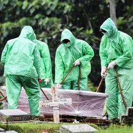 Mengapa Persentase Kematian Akibat COVID-19 di Indonesia Tinggi?