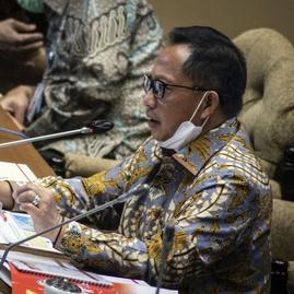 Mendagri Tito Akui Susah Awasi Konser Saat Kampanye di Masa Pandemi