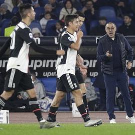 Meski Juara, Juventus di Bawah Maurizio Sarri Punya Banyak Masalah