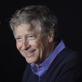 Bill Gates Merintis Kesuksesan di Bangku SMP, Bukan di Harvard