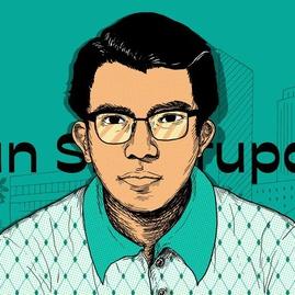 Sejarah Hidup Iwan Simatupang yang Tinggal di Hotel Salak Kamar 52
