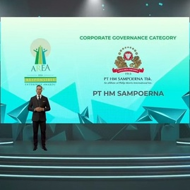 Sampoerna Raih Asia Responsible Enterprise Award