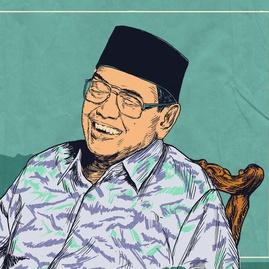 Empat Bulan Setelah Dilantik Jadi Presiden, Gus Dur Memecat Wiranto