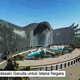 Jokowi Tawari Arsitek Pengkritik Simbol Garuda Jabat Badan Otorita