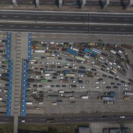 H-7 hingga H-1 Lebaran, 512 Ribu Kendaraan Tinggalkan Jabodetabek