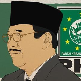 Matori Abdul Djalil, Politikus Klasik NU di antara Konflik PKB