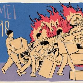 Bagaimana Amuk Melanda Jakarta & Berubah Menjadi Kerusuhan Rasial?