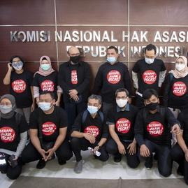 Alasan Eks Pegawai KPK Ajukan Banding ke Jokowi & Respons Istana
