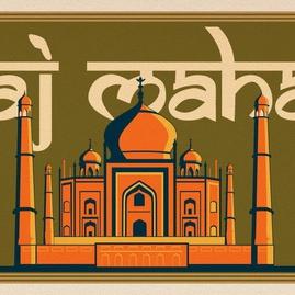 Taj Mahal: Monumen Kematian Maternal Istri Sultan Mughal