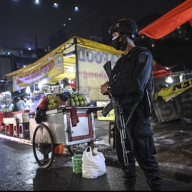 Opsi Jakarta Lockdown dan Peta Zona Merah Corona DKI per Juni 2021