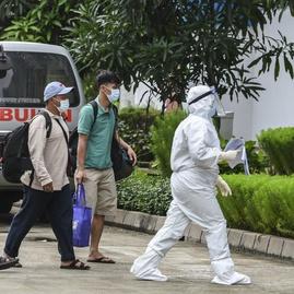 HUT DKI Jakarta: Kasus COVID Melonjak, Anies Tambah 34 RS Rujukan