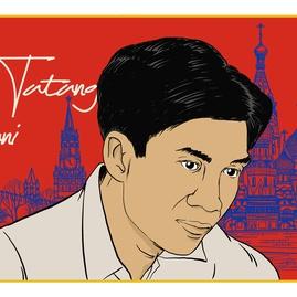 Kisah Utuy Tatang Sontani Mengajar di Universitas Negeri Moskow