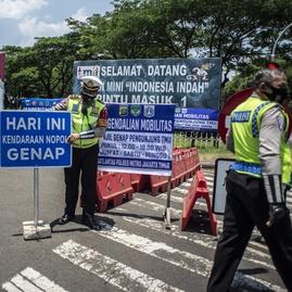 Aturan Ganjil Genap di Jalan & Wisata DKI, Ini yang Dikecualikan