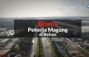Bisnis Pekerja Magang di Bekasi